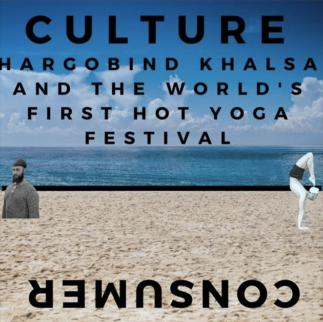 Episode 10 - Hargobind Khalsa and the world's first Hot Yoga Festival